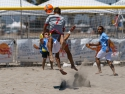 GoBeachSoccerPro Bicycle Kick Beach Soccer USA 1