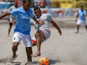 Los Angeles Beach Soccer Team vs GoBeachSoccerPro Ball Chase