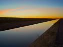 Sunrise All American Canal Glamis Dunes