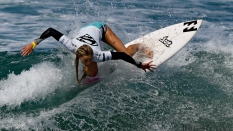Macy Callaghan surfer surfing Australia SuperGirl Pro