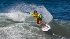 Quincy Davis World Surf League surfer