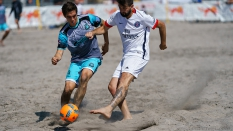 Castaways BSC vs Flying Kick Beach Soccer USA