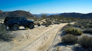 Indian Valley camp, Toyota 4runner