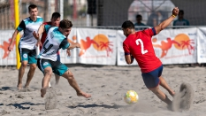 White Claw FC Waves vs LABST 2019 US Pro Cup Beach Soccer