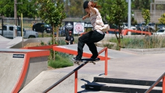 Giovanni Vianna Landing Rail Slide Boardr AM 2018