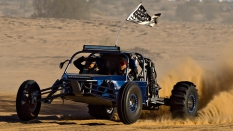 blue sandrail glamis drags