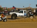 quad vs dirt alliance sand truck glamis drags
