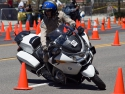 californiahighwaypatrolridingharleydavidsonmotorcycle