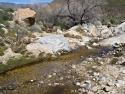 Cougar Canyon stream Anza Borrego