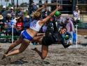 Beach Handball Paraguay vs Mexico Women