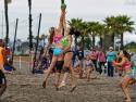 Beach Handball TipOff USA vs Argentina Women