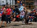 Beach Handball USA vs Argentina Men Oceanside
