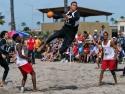 Beach Handball USA vs Puerto Rico Drew Donlin