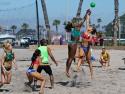 Brasil vs Chile Women TipOff Oceanside Pan Am Beach Handball