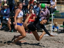 Paraguay vs Mexico Women Pan Am Beach Handball