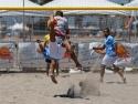 GoBeachSoccerPro Bicycle Kick Beach Soccer USA 2