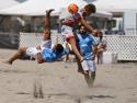 Go Beach Soccer Pro Bike Kick 2
