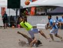 Los Angeles Beach Soccer Team vs GoBeachSoccerPro Goalie 2
