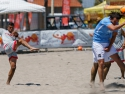 Los Angeles Beach Soccer Team vs GoBeachSoccerPro Kick