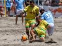 NorCal BSC Oceanside BeachSoccerUSA Match