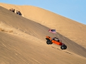 Glamis Dunes SandRail Getting Air