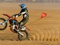 Motorcycle Wheelie Glamis Drags Paddle Tires