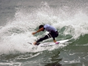 Alejo Muniz surfer Hurley Pro 2016 cutback
