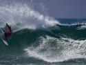 Kolohe Andino surfer cutback big wave Trestles