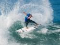 Jadson Andre surfer cutback Hurley Pro 2017