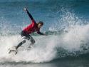 Kohole Andino surfing Hurley Pro sequence sixth