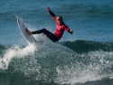 Kohole Andino surfing Hurley Pro sequence first