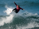 Kohole Andino surfing Hurley Pro sequence second