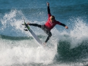 Kohole Andino surfing Hurley Pro sequence forth