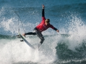 Kohole Andino surfing Hurley Pro sequence fifth