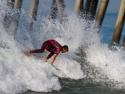 Jesse Mendes surfer cutback 2017