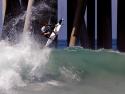 Ryan Callinan big air surfing HB Pier 2017