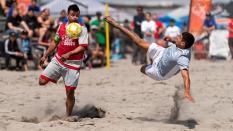 Go Beach Soccer Pro Sand Soccer Kick vs LABST 2019