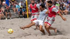 Go Beach Soccer Pro vs LABST US Pro Cup Oceanside 2019