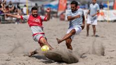 Go Beach Soccer Pro vs Los Angeles Beach Soccer 2019