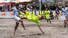 Lazio Beach Soccer Kick vs GoBeachSoccerPro 2019