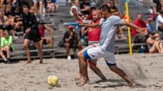 Los Angles Beach Soccer vs GoBeachSoccerPro 2019