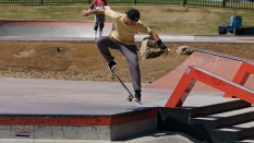 Ollie Skating Boardr AM Series