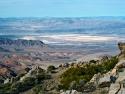 Aguereberry Point, Death Valley California