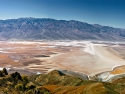 Dantes Point, Death Valley panorama pic