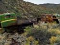 Death Valley junk cars
