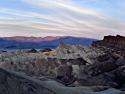 Zabriski Point, Furnace Creek, Death Valley, sunrise panorama photo