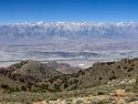 Mt. Whitney Hwy. 395 panorama photo