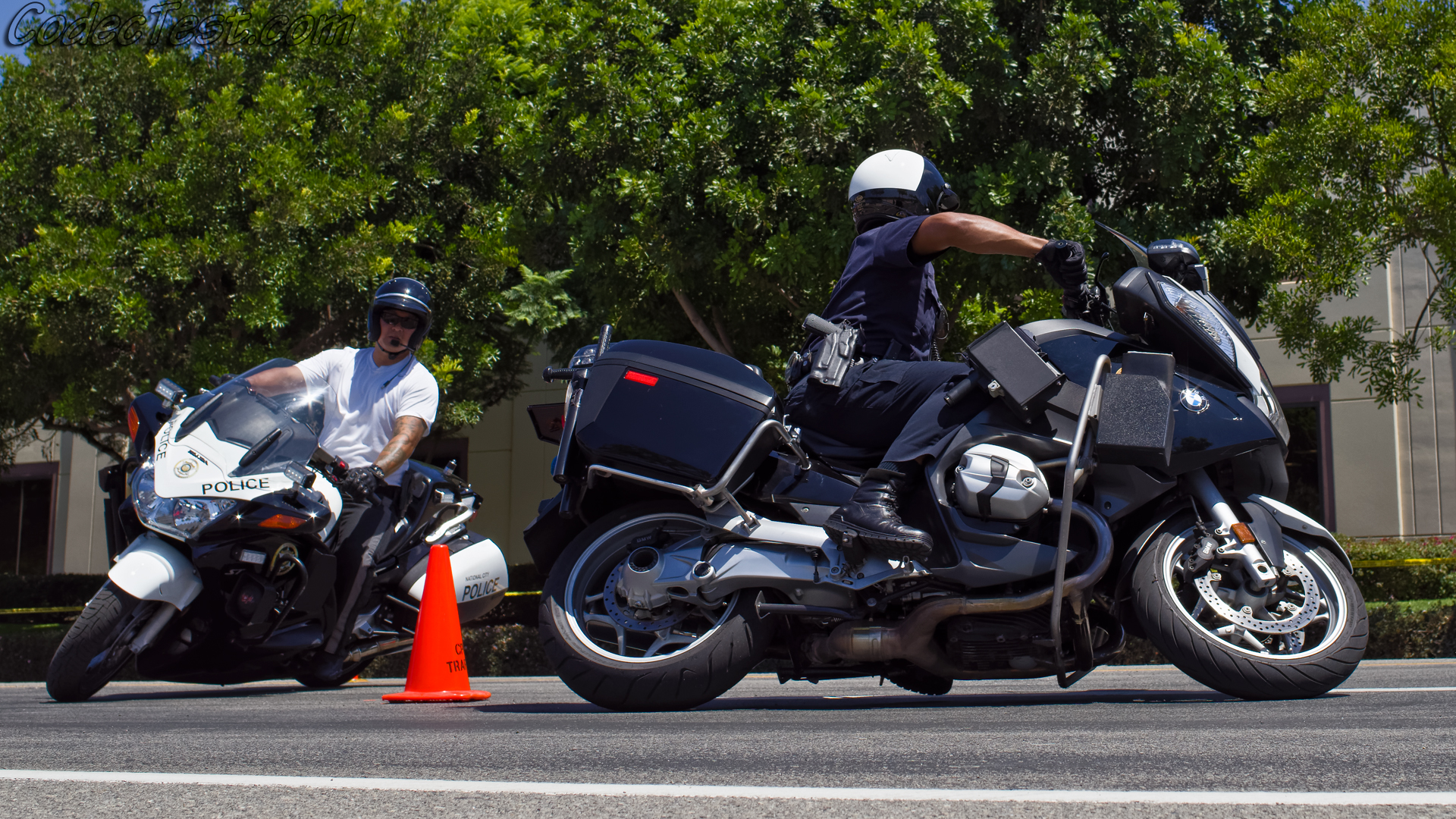 Honda National City >> 2014 Police Motorcycle Training & Competition Carlsbad CA