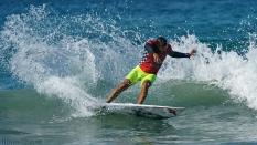Luel Filipe surfer from Brazil