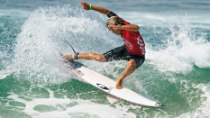 Surfer Kanoa Igarashi from Huntington Beach